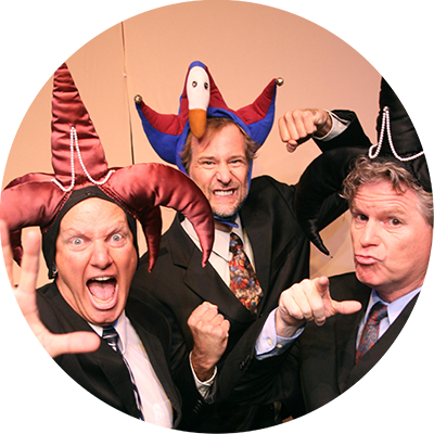 Comedy Shows: The Reduced Shakespeare Company