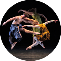 Dance Shows: Mark Morris Dance Group