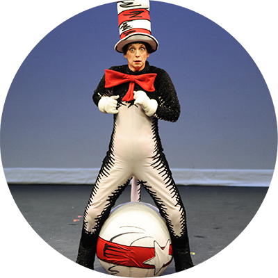 Family Shows: Dr. Seuss's The Cat in the Hat