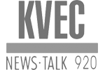 KVEC News Talk 920 logo