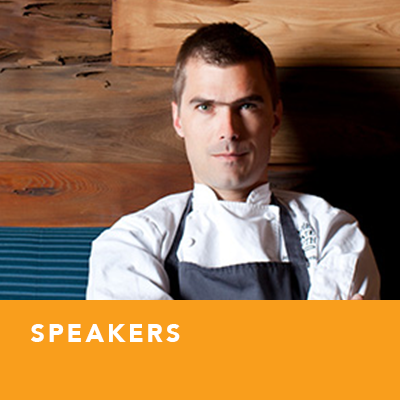 Speakers: Hugh Acheson