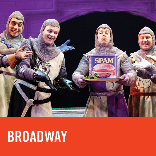 Broadway Shows: Spamalot